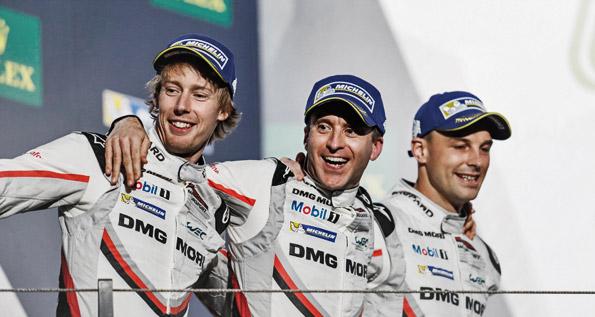 Porsche LMP Team