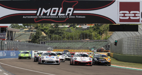 Porsche Sports Cup Suisse; 2021, Imola