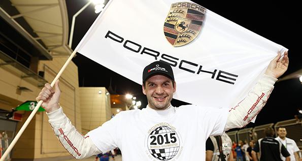 Porsche Team Manthey: Richard Lietz