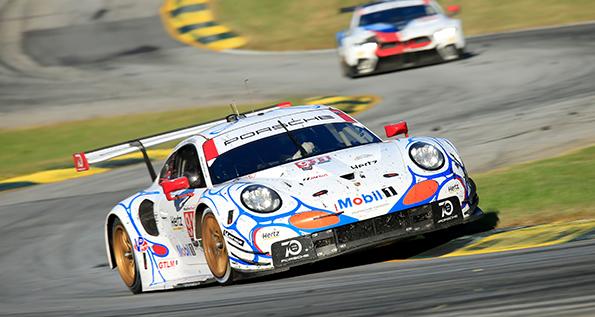 Porsche 911 RSR - Porsche GT Team