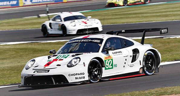 Porsche 911 RSR (2019), Porsche GT Team (92)