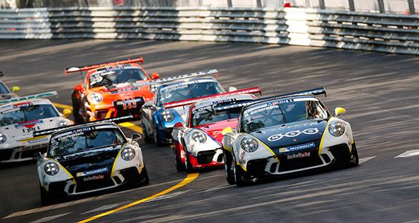 Porsche Mobil 1 Supercup Monaco 2017