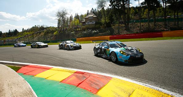 Porsche 911 RSR, Dempsey Proton Racing