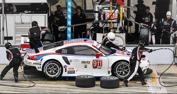 Porsche GT Team