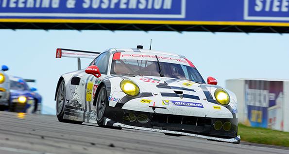 Porsche 911 RSR, Porsche North America