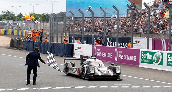 24h Le Mans - Porsche Team