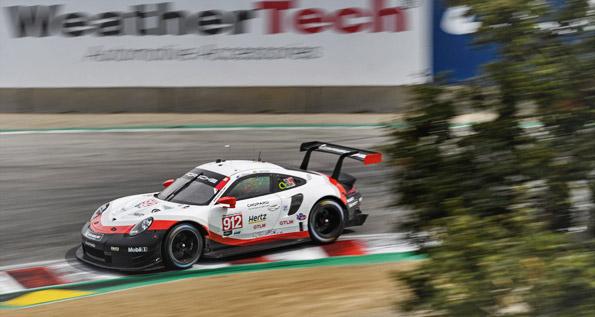 Porsche 911 RSR, Porsche GT Team (912)