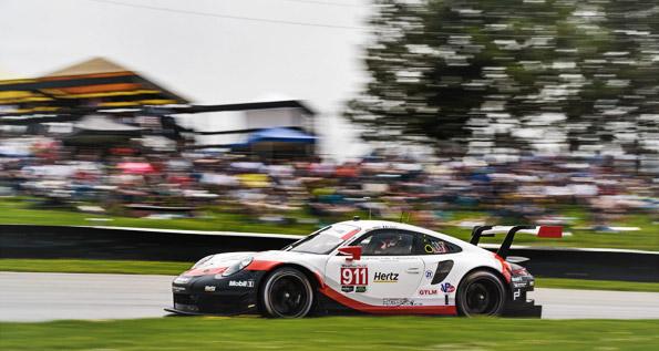 Porsche 911 RSR, Porsche GT Team (911)