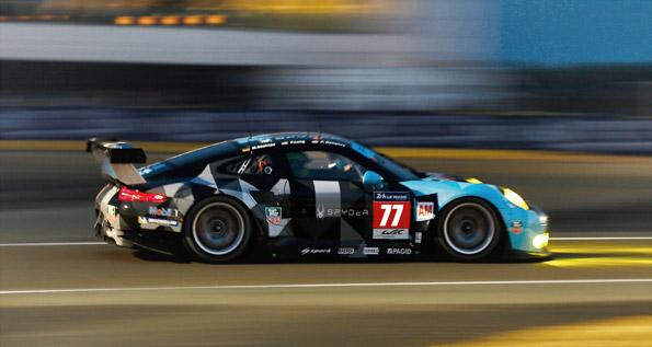 Porsche 911 RSR, Dempsey Proton Racing: Dempsey, Long, Seefried