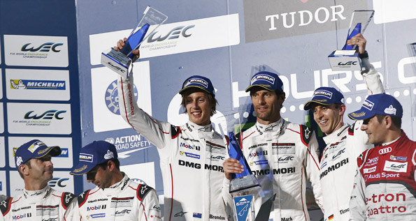 Porsche Team 17