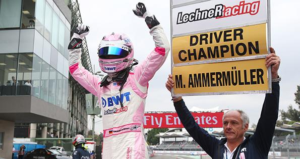 Michael Ammermüller (GER), BWT Lechner Racing