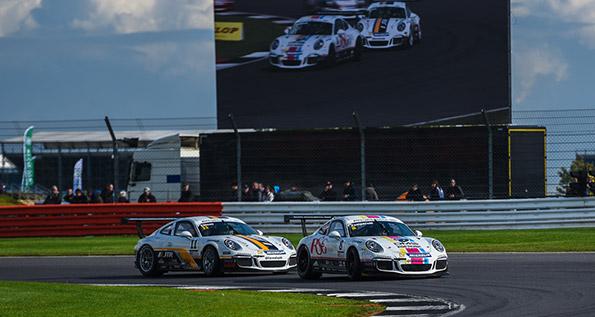 Porsche Carrera Cup Great Britain - Silverstone