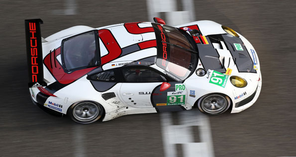 Porsche 911 RSR, Porsche AG Team Manthey