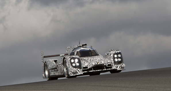 Porsche LMP1-Test, Portimao (Portugal)