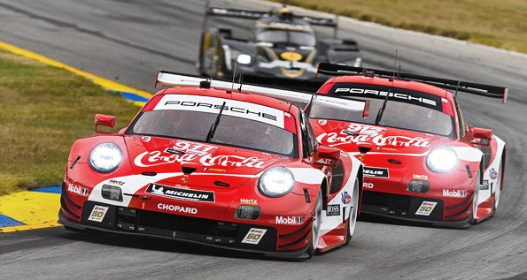 Porsche 911 RSR, Porsche GT Team (911 & 912)