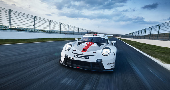 Porsche 911 RSR (2019), Porsche GT Team
