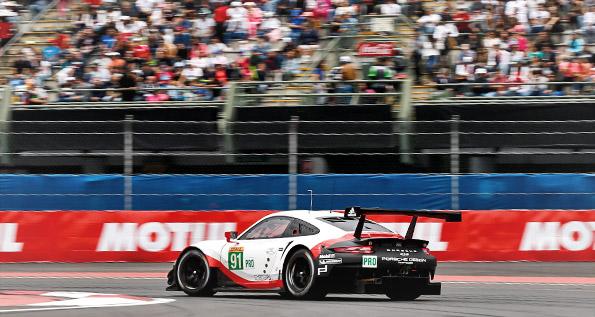 Porsche 911 RSR, Porsche GT Team