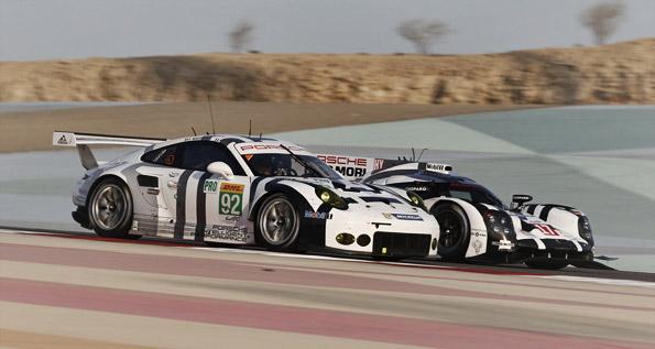 Porsche 911 RSR (92), Porsche Team Manthey