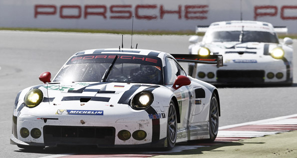 Porsche Team Manthey: Lietz, Christensen