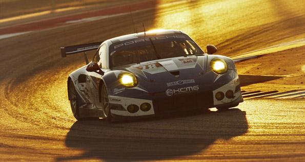 Porsche 911 RSR (78), KCMG