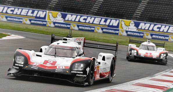 Porsche 919 Hybrid, Porsche LMP Team