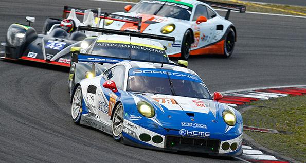 Porsche 911 RSR, Team KCMG
