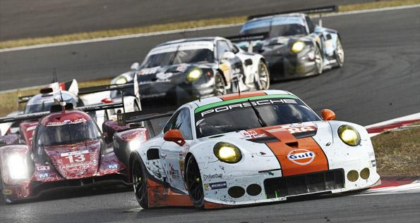 Porsche 911 RSR, Gulf Racing
