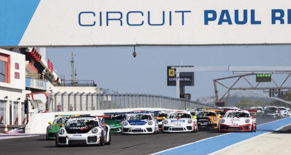 Porsche Sports Cup Suisse, Le Castellet, 2020