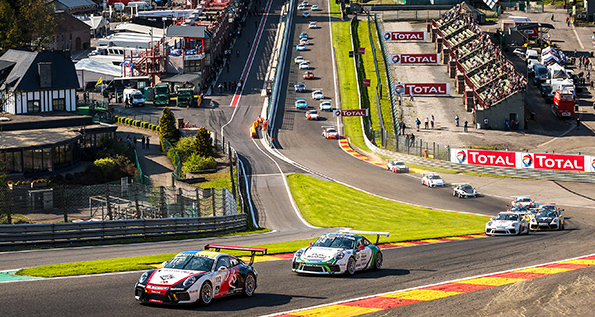 Porsche Carrera Cup France - Spa-Francorchamps 2018