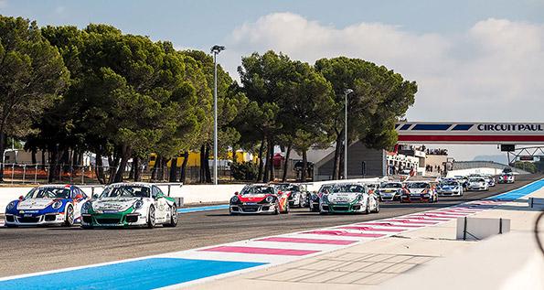 Porsche Carrera Cup France, Circuit Paul Ricard 2017