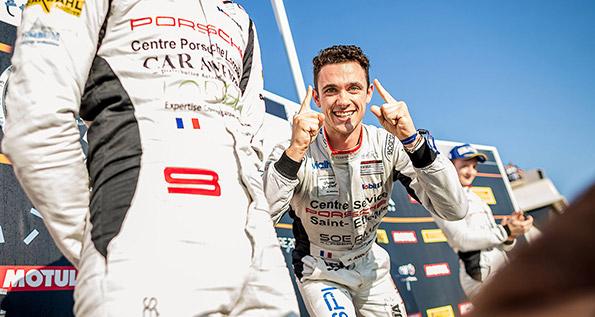 Julien Andlauer, Porsche Carrera Cup France 2017