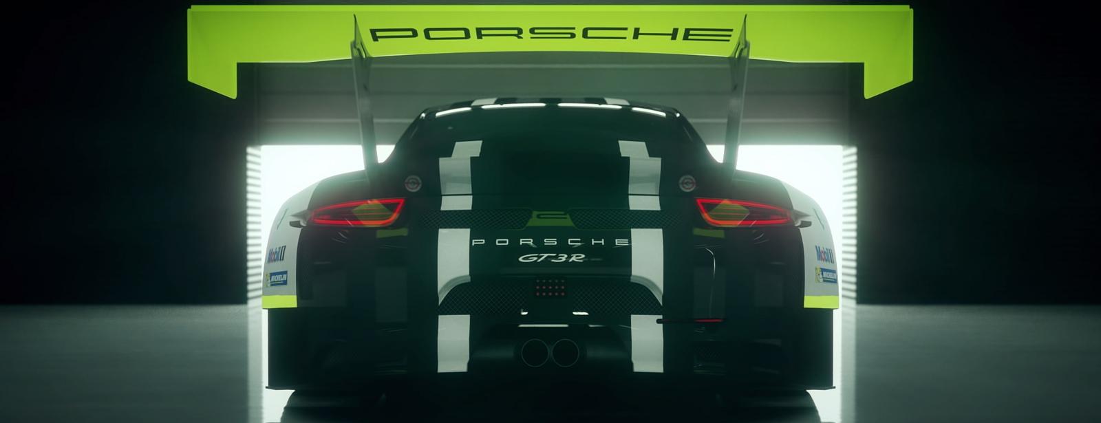 Porsche bei den 24h am Nürburgring