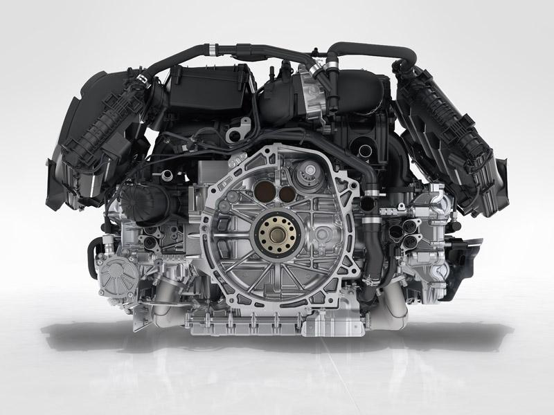 Porsche The new 718 Boxster - Performance