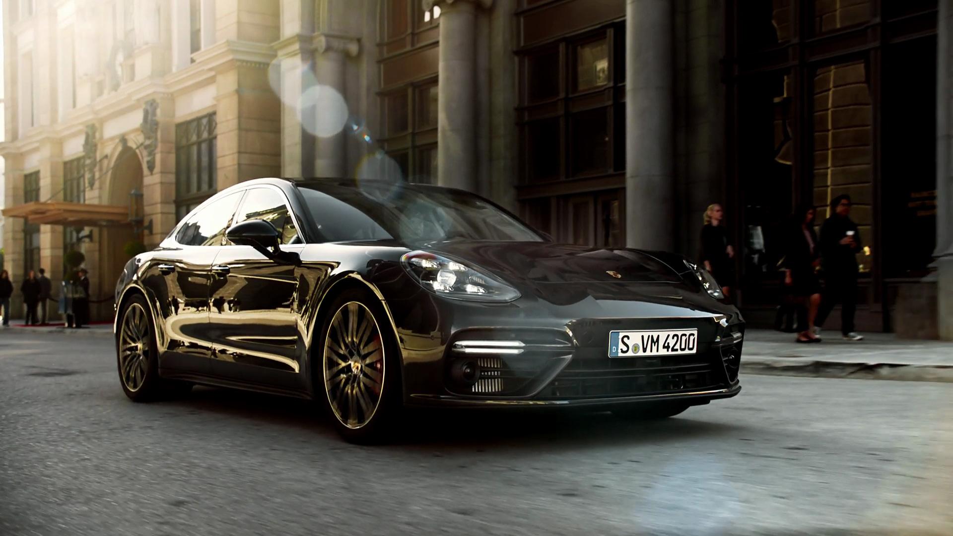 Review 2018 Porsche Panamera E Hybrid