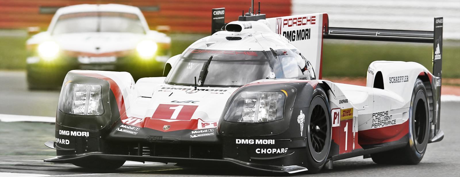 Porsche - FIA WEC 2017 - Silverstone - Race