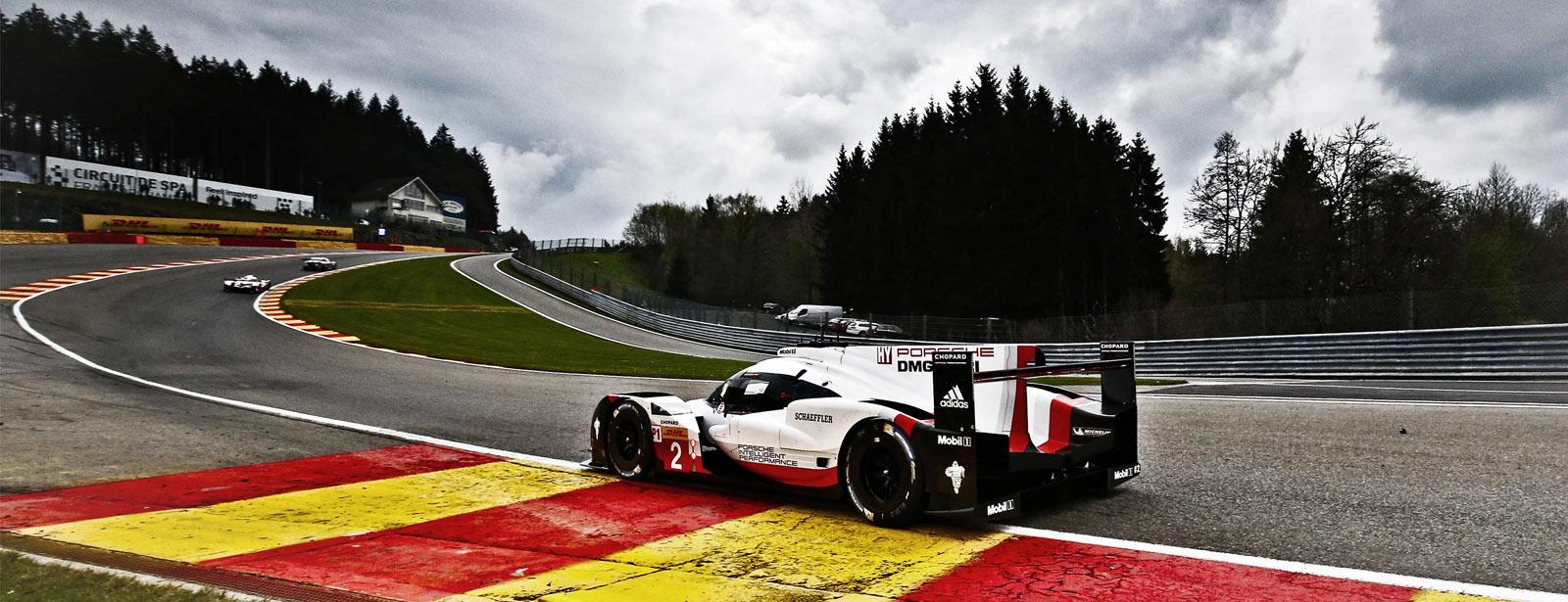 Porsche - FIA WEC 2017 - Spa-Francorchamps - Race