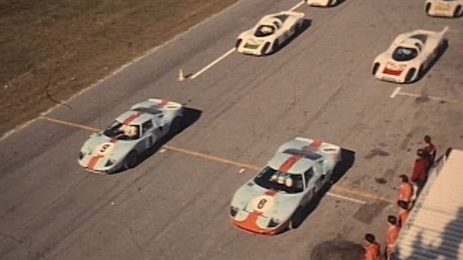 Porsche at the 24h of Daytona