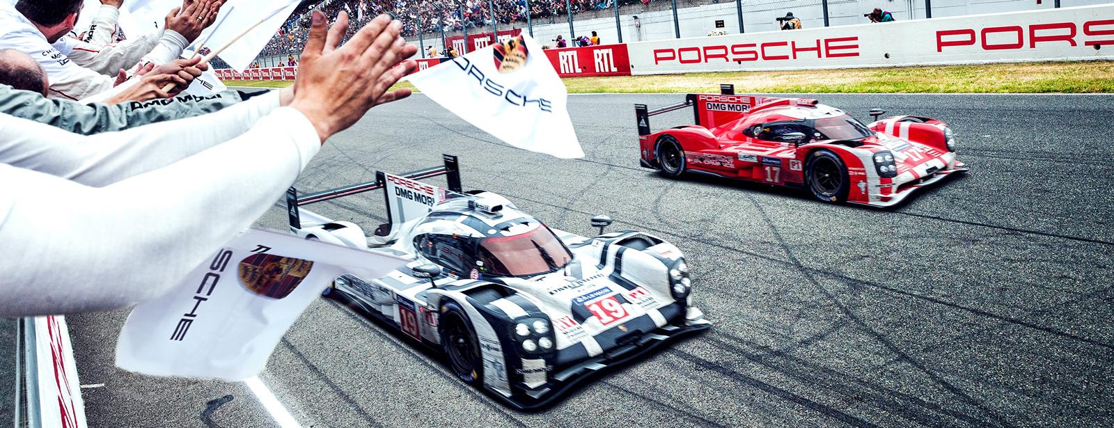 Porsche - Our return