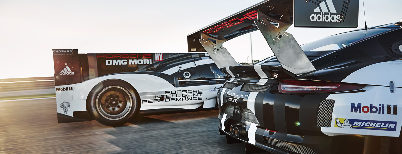 Porsche - Experience and trust. Strong partners.