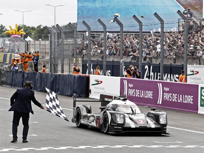 Porsche FIA World Endurance Championship
