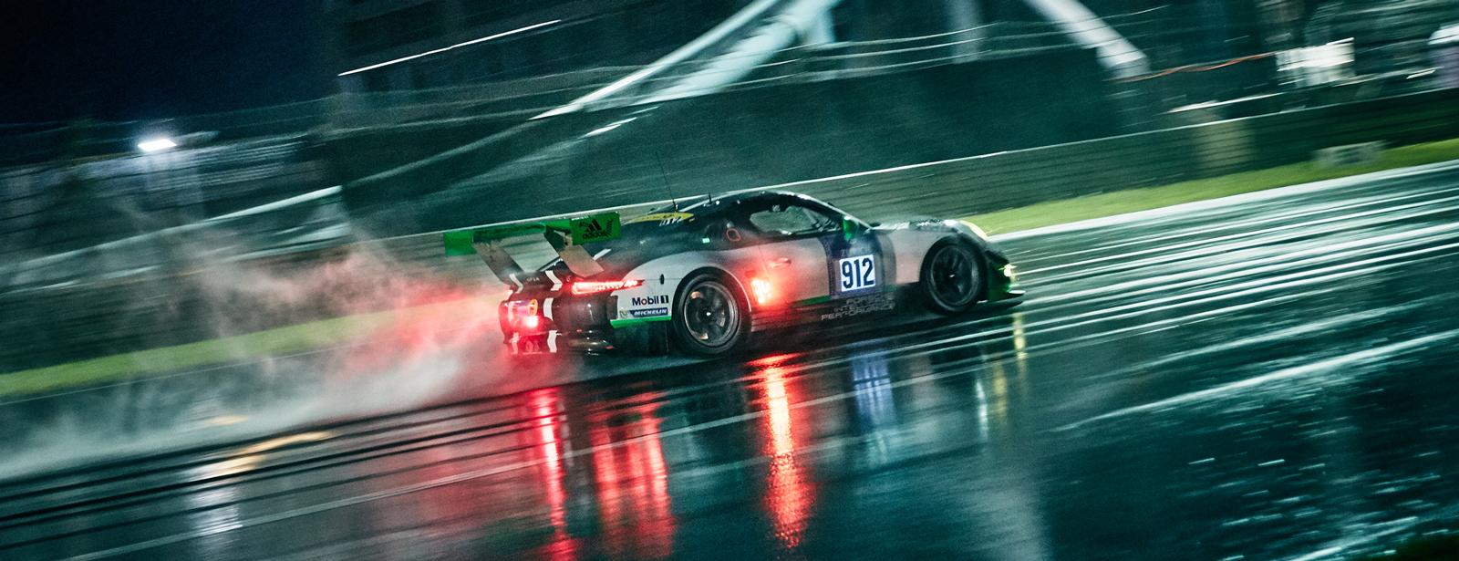 Porsche at the 24h of Nürburgring , Dr. Ing. h.c. F. Porsche AG