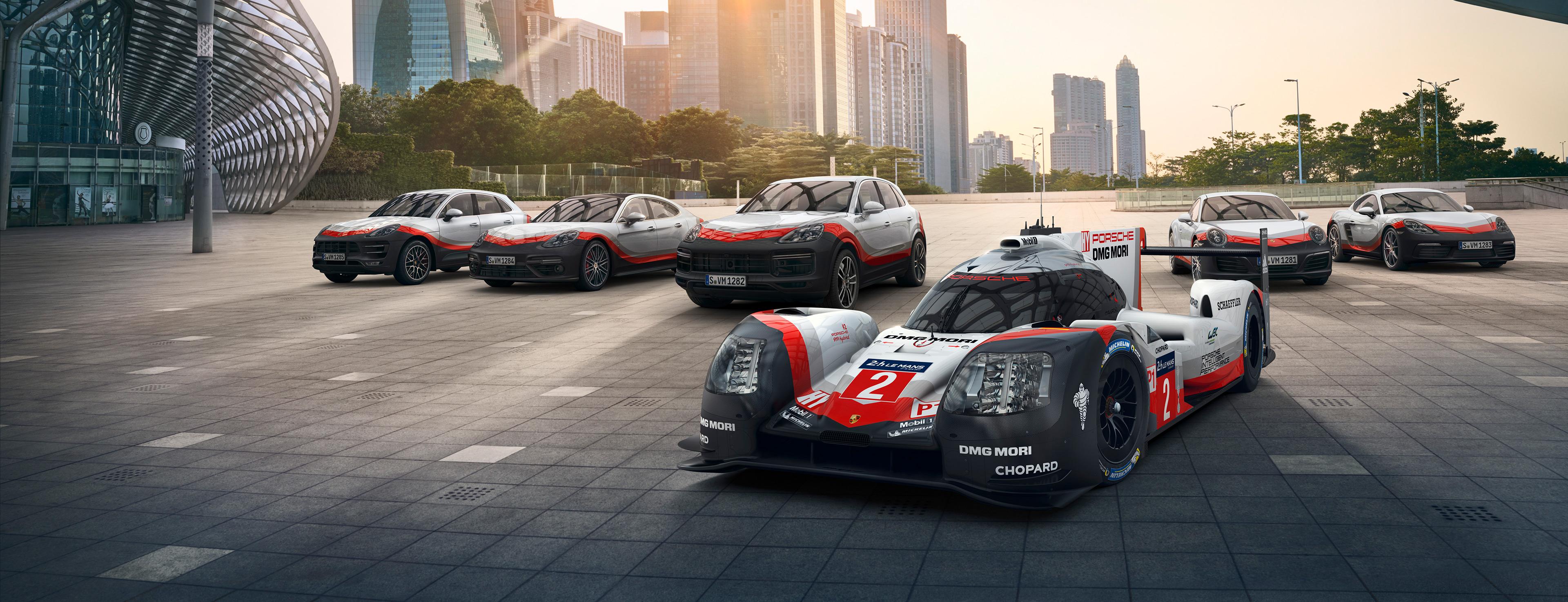 Porsche - Automovilismo