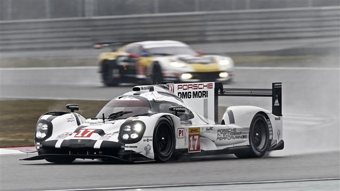Porsche wins the FIA WEC 2015