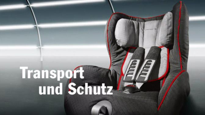 Porsche Tequipment - Transport und Schutz