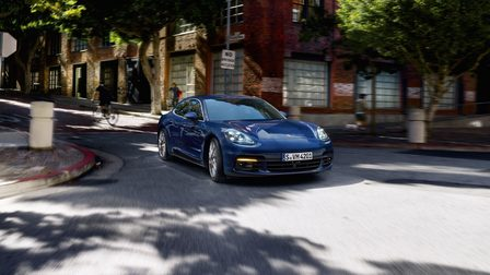 Porsche Panamera 4S